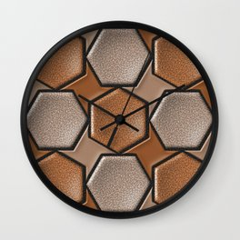 Geometrix 147 Wall Clock