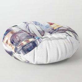 MAC Cosmetics Girl Floor Pillow