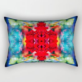 Ruby Roses Rectangular Pillow