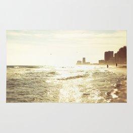 Sparkle Sunset Beach Rug