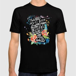 Persuasion - So Beloved T-shirt