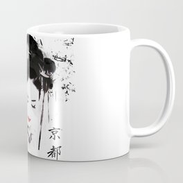 Kyoto Geisha Coffee Mug
