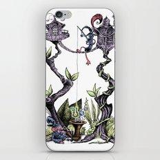 Tree Fun! iPhone & iPod Skin