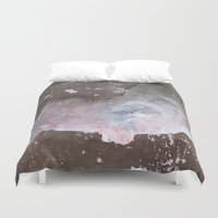 kitchen Duvet Covers featuring Star Kitchen by Motif Mondial