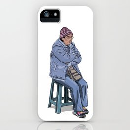 Señora iPhone Case