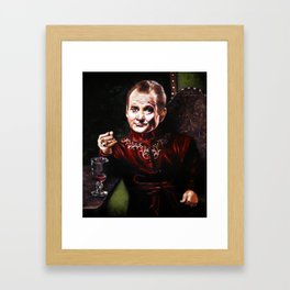 Bill Murray Hand of the King, Master of Coin Framed Art Print