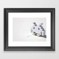 Terranova Framed Art Print