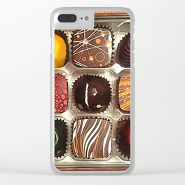 Candy Clear iPhone Case