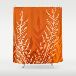 Late Summer Meadow Shower Curtain
