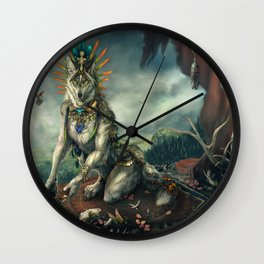 The Collector Wall Clock