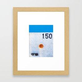 Pool#1 Framed Art Print