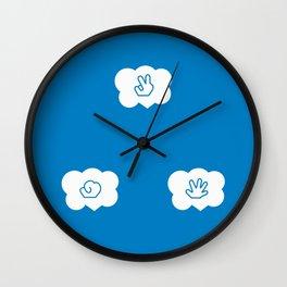 Janken Wall Clock