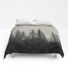 the edge of the forest Comforters