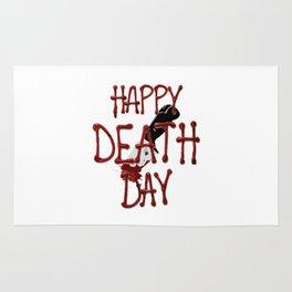 happy death day Rug