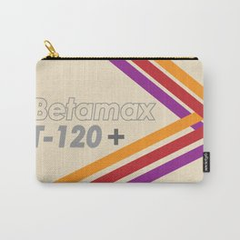 Betamax Carry-All Pouch