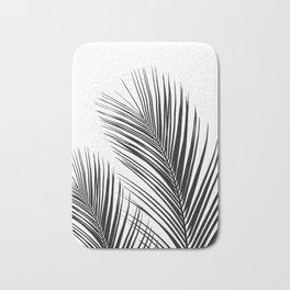 Tropical Palm Leaves #1 #botanical #decor #art #society6 Bath Mat