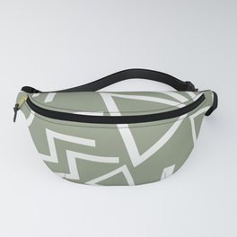 Shapes- lost and found Fanny Pack