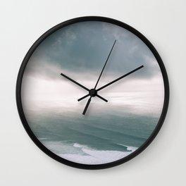 At Peace Wall Clock