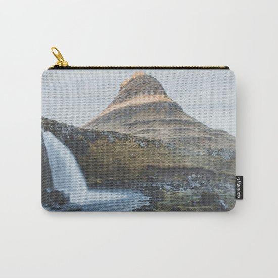 Kirkjufell II, Iceland Carry-All Pouch