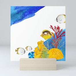 Coral Reef #7 Mini Art Print