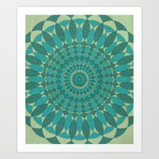 Mandala 02 Art Print
