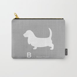 Basset Hound | Dogs Carry-All Pouch