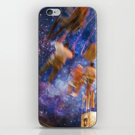 Shakers and Makers iPhone Skin