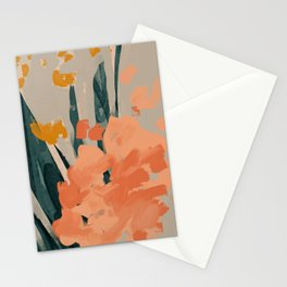 Bouquet Of Summer Citrus Stationery Cards