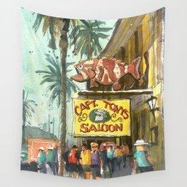 Captain Tony's, Key West Wall Tapestry