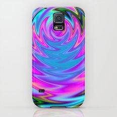 Psychedelic 60s Slim Case Galaxy S5