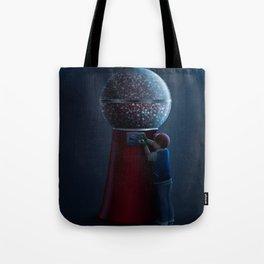 ✩ The Machine Tote Bag