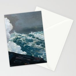 Northeaster - Winslow Homer Stationery Cards