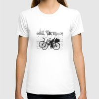 copenhagen T-shirts featuring Copenhagen by sarknoem
