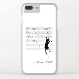 Mischief Clear iPhone Case