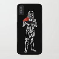 sanstrooper iPhone X Slim Case