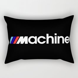 BMW Machine Rectangular Pillow