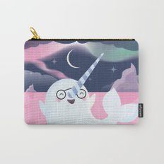 Norman the Near-Sighted Narwhal Carry-All Pouch