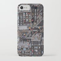 the neighbourhood iPhone & iPod Cases featuring Parisian Neighbourhood by Guillaume Cornet