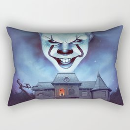 IT we all float down here! Rectangular Pillow