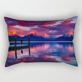 In Paradisum Rectangular Pillow
