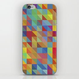 Meduzzle: Color Chaoses iPhone Skin