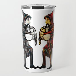 Dueling Pipers Travel Mug
