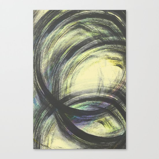 Emotions Canvas Print