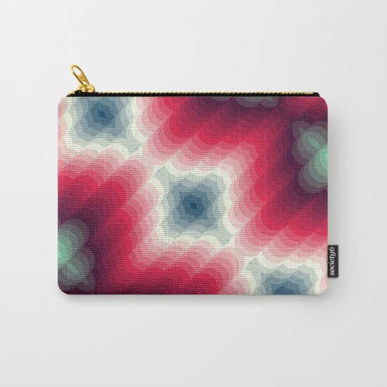 Optical Effect Carry-All Pouch