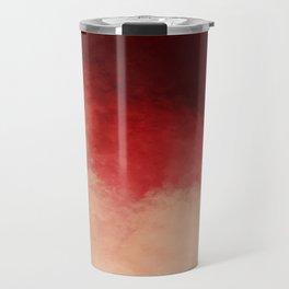 Pink Cherry Travel Mug