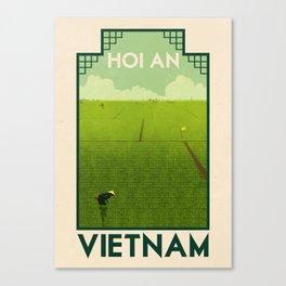 Vietnam - Hoi An Canvas Print