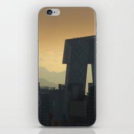 Western Sky, Beijing iPhone Skin