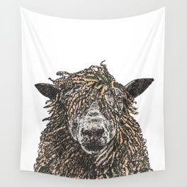 Cotswold Sheep Wall Tapestry