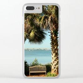 Sarasota Bay Clear iPhone Case