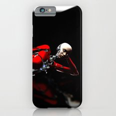 Red Robot Recharge iPhone 6s Slim Case